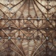 Church ceiling Fitzalan Chapel England — Stock Photo #4574520