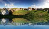 Edad de piedra sepulcral tumba — Foto de Stock