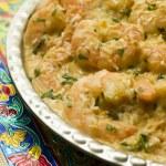 Dish of King Prawn Pasanda — Stock Photo #4753195