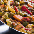 Stock Photo: Sabzi Sal- Vegetable Curry