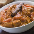 Chicken Rogan Josh Gosht Restaurant Style - Stock Photo