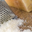 Grated Parmesan Cheese — Foto Stock