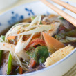 Japanese Vegetable Soup — Stock Photo
