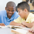 Elementary school classroom — Stock Photo #4757896