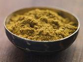 Dish of Ground Cumin — Stock Photo