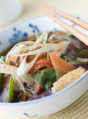 Japanese Vegetable Soup — Stockfoto
