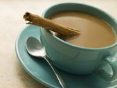 Cafe Con Leche — Stock Photo