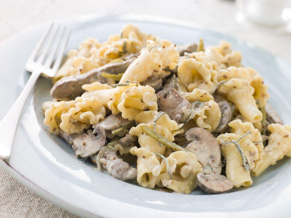 Campanelle Pasta Recipe Campanelle Pasta With Beef