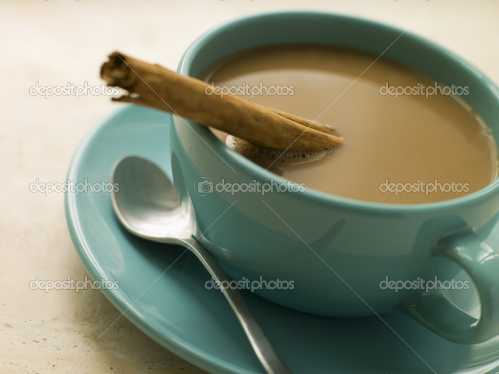 Cafe Con Leche — Stock Photo #4754166