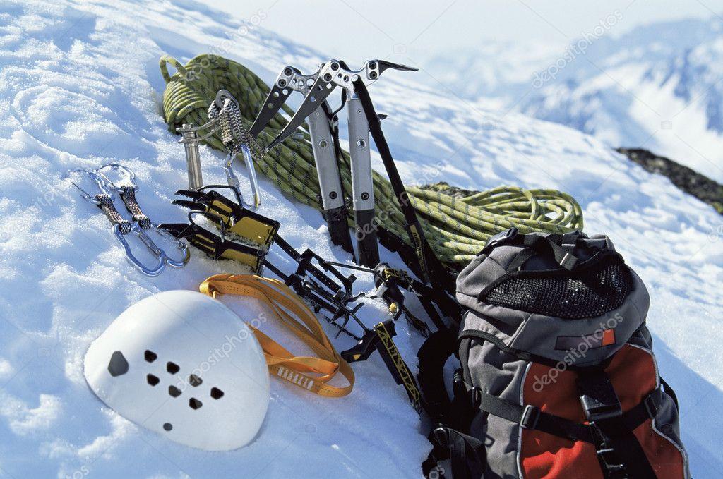 Alpinism equipment