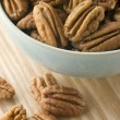 Bowl of Pecan Nuts — Stock Photo #4765179