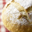 American Sour Dough Bread - Stock Photo