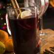 Stock Photo: Jug of Mulled Wine