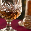 Glass of Brandy — Stock Photo