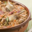 Cassoulet - Stock Photo