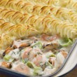 Stock Photo: Fishmongers Pie