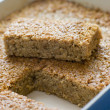 Stock Photo: Flapjack in Baking Dish