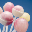 Selection of Candy Lollipops — Stock Photo