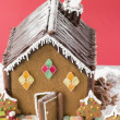 图库照片: Gingerbread House