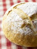 Pão de massa azeda americano — Foto Stock
