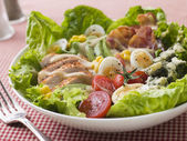 American Cobb Salad — Stock Photo