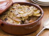 Lancashire Hot Pot — Stock Photo