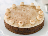 Simnel Cake — Stock Photo