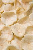 Prawn Flavoured Potato Puff Snacks — Stock Photo
