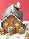 Gingerbread House — Stockfoto
