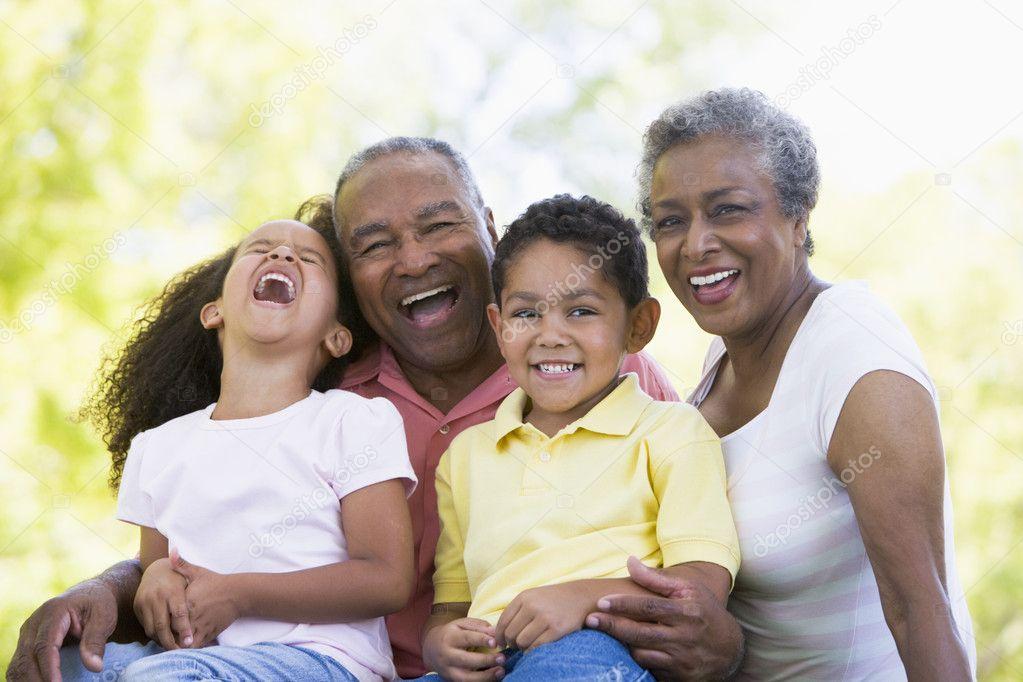 Grandparent family