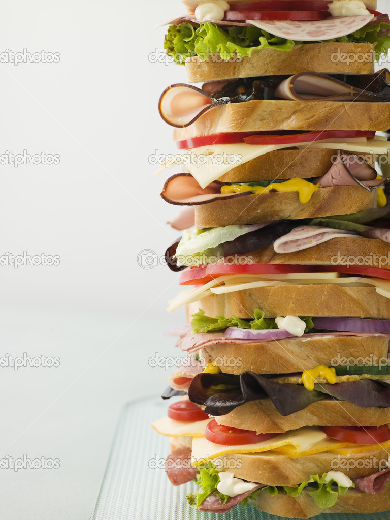 parts of an essay sandwich