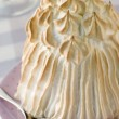 baked alaska — Stock Photo