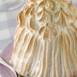Stock Photo: Baked Alaska