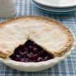 Stock Photo: Cherry Pie