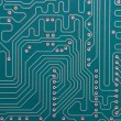 Close-Up Of Circuit Board - Stock Photo