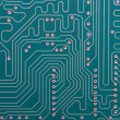 Stock Photo: Close-Up Of Circuit Board