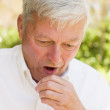 Man Coughing — Stock Photo #4778967