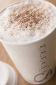 Close Up Of Hot Chocolate — Stock Photo