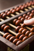 Close-Up Of Abacus — Stock Photo