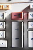 Close-Up Of Calculator — Stock Photo