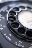Close Up Of Old-Fashioned Telephone — Stock Photo