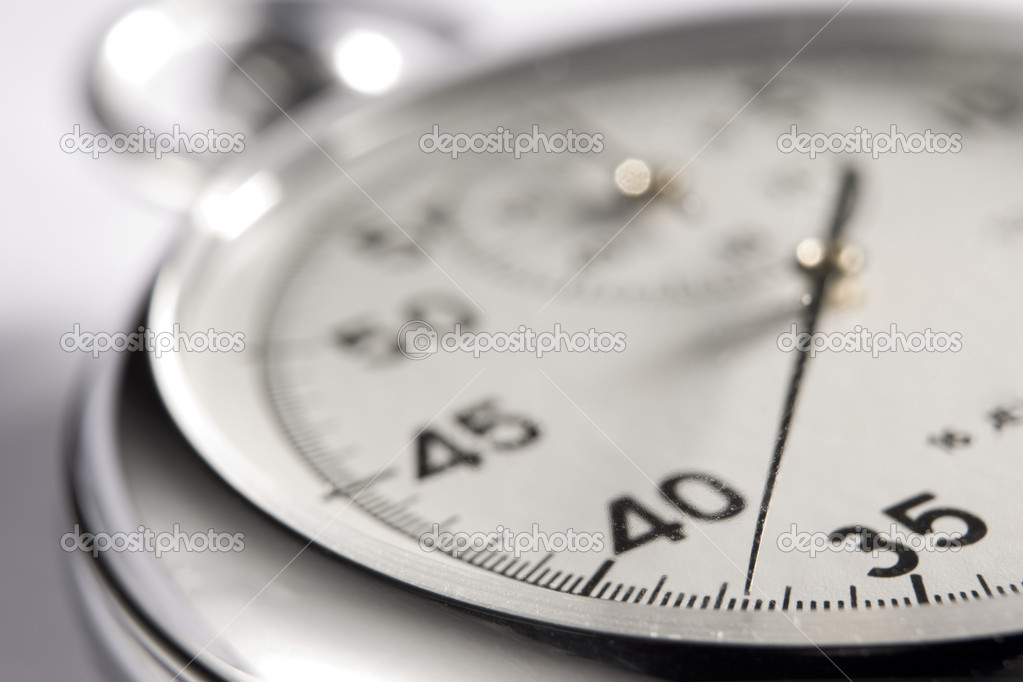 Close-Up Of Stop Watch — Stock Photo #4778856