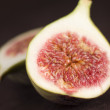 Halved Fresh Fig — Stock Photo #4785176