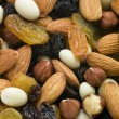 Nut And Dried Fruit Mix - Stock Photo