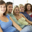 Friends Spending Time Together — Stock Photo #4788905