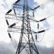 Electricity Pylons — Stock Photo