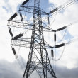 Electricity Pylons — Stock Photo #4789642