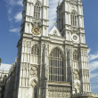 Westminster Abbey, London, England — 图库照片