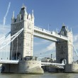 Tower Bridge, London, England — Stock Photo #4789949