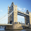 Foto Stock: Tower Bridge, London, England
